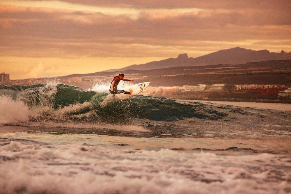 SURF - Teneriffa