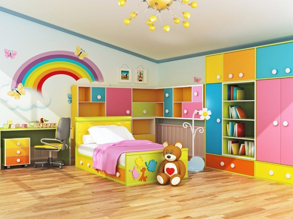 Awesome Fascinating Kids Room Design Ideas For Kids