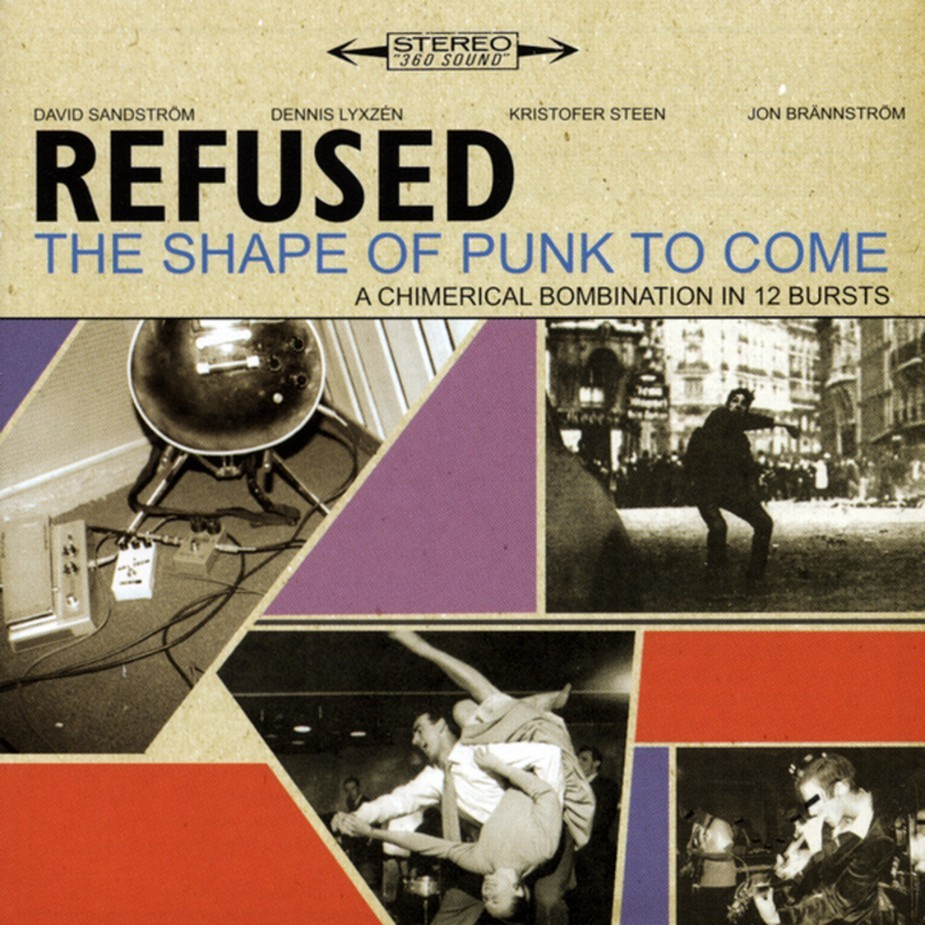 Refused_The Shape of Punk to Come