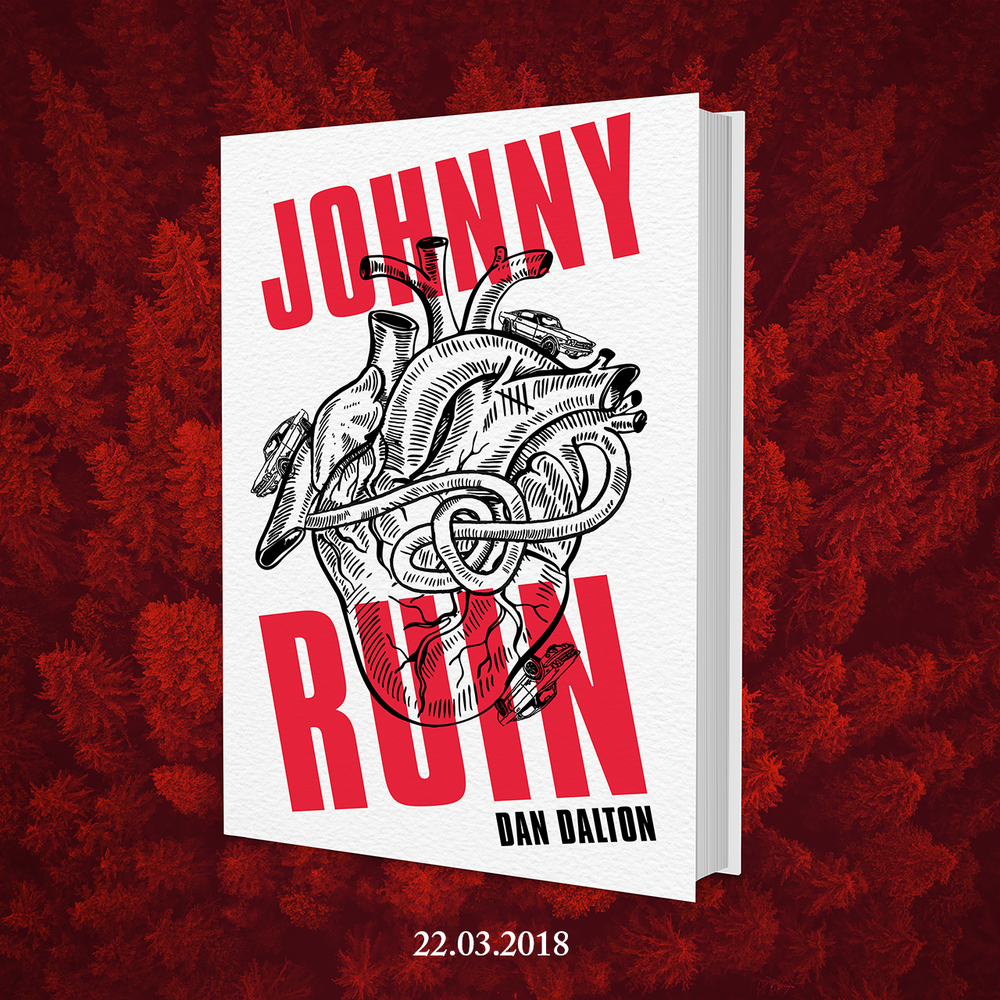 johnny-ruin :    Here's the cover! And the UK release date: 22 March 2018.  Pre-order here . Let the countdown commence…    My book has a release date!