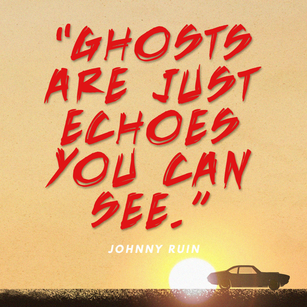 johnny-ruin :   A novel about a man on a road trip through his own mind with Jon Bon Jovi.  Pre-order  Johnny Ruin  here .    Made a Tumblr for my novel, pls follow —>  @johnny-ruin