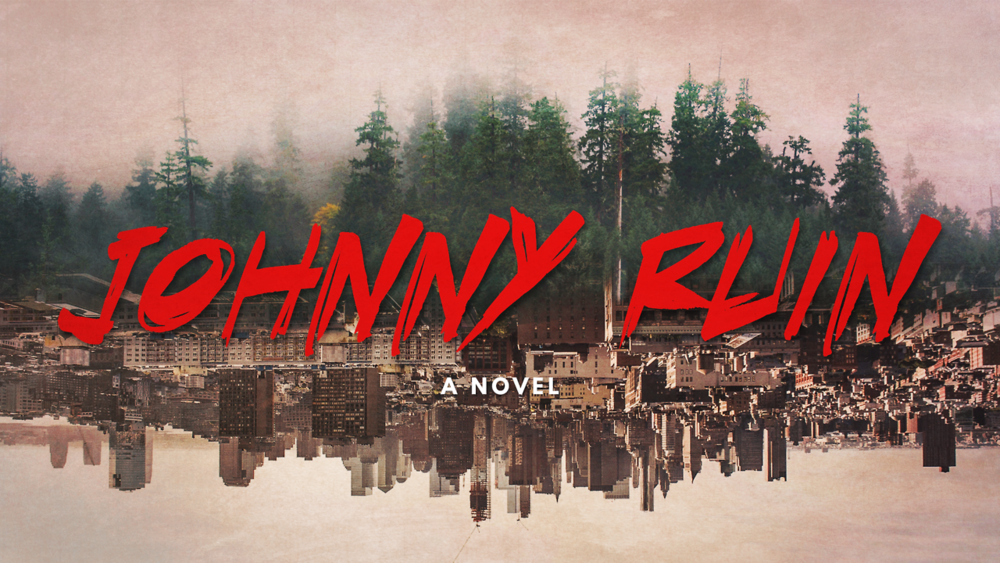 My debut novel, Johnny Ruin, is about a man on a road trip through his own mind with Jon Bon Jovi. Think of it as  Fear and Loathing in Las Vegas  meets  Eternal Sunshine of the Spotless Mind .  Pre-order your copy here:  https://unbound.com/books/johnny-ruin