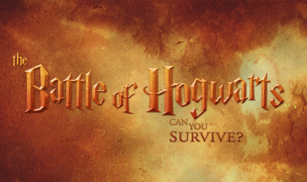 Daniel Dalton / BuzzFeed    Can you survive the Battle of Hogwarts?