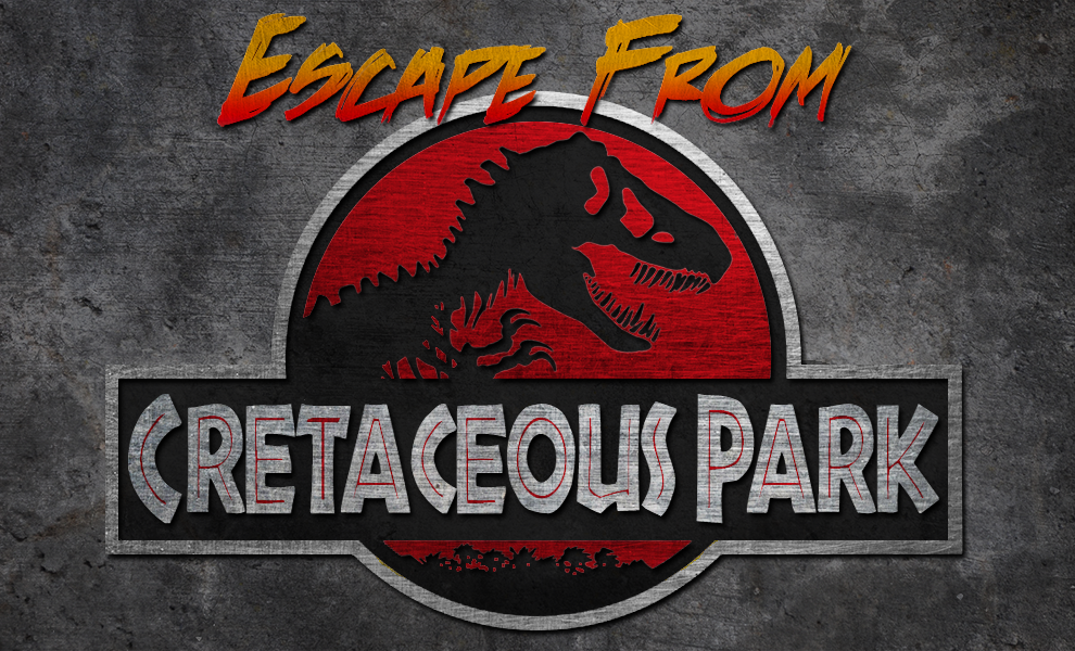 I rewrote Jurassic Park from the dinosaurs' perspective .