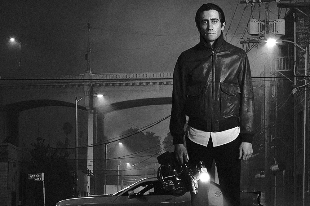 Top 10 Films of 2014     1.   Nightcrawler   dir. Dan Gilroy (pictured)    A deeply unsettling character study that is never less than edge-of-the-seat thrilling, Gilroy has crafted the definitive portrait of the modern media complex, encapsulated in Gyllenhaal's incredible performance as unhinged news gatherer Lou Bloom.    Emaciated to the edge of grotesque, Gyllenhaal inhabits Bloom with the empty charm of a serial killer, delivering pitch perfect Tony Robbins-esque life coaching mantras while dispatching rivals without emotion, gleefully revelling in his work with psychopathic fascination.     From the twisted American Dream of Bloom's ascent to power, to the troubling sexual politics in his relationship with Rene Russo's network news producer,  Nightcrawler  is kinetic, relentless, and fearless.   Like Bloom filming the twisted carnage of a car crash, I couldn't look away.    2.   Birdman   dir. Alejandro González Iñárritu    A mediation on fame and the meaning of life,  Birdman  is hilarious, moving, and wonderfully-meta, with a career-best Keaton hamming his way through the play-within-the-film and spectacularly unravelling backstage. Norton, luminous in skin-tone and performance, is a lock for the Best Supporting Actor Oscar.    3.   The Grand Budapest Hotel   dir. Wes Anderson    The most 'Wes Anderson' of Wes Anderson films, which depending on your opinion of Wes Anderson films is either genius or pointless. No guessing which camp I fall into: Peak Wes Anderson, peak enjoyment.    4.   Snowpiercer   dir. Bong Joon-ho    As each carriage on the train unearths new levels of horror, truth, and startling weirdness,  Snowpiercer  side-steps expectation and offers a cinematic experience unlike any other this year.     5.   The LEGO Movie   dir. Phil Lord & Chris Miller    Pure joy.     6.   Guardians of the Galaxy   dir. James Gunn    The most fun I've had in a cinema since that time I saw  The LEGO Movie .    7.   The Guest   dir. Adam Wingard    The  Drive -esque electronic soundtrack would be the best part of many other films, but Wingard and writer Simon Barrett are in their 80s-throwback element here; nods, winks, and hilarious quips all.    8.   Edge of Tomorrow   dir. Doug Liman    The most underrated movie of the year, this blew me away. A seriously incredible action film. Tom Cruise haters turn off your prejudice for 90 minutes and let this film blow your mind. In summary: Emily Blunt.    9.   Mistaken For Strangers   dir. Tim Berninger    Following The National on their High Violet tour,  Mistaken for Strangers  is most unselfconscious rock doc I've ever seen. Hilarious, sad, poignant, and hilarious.    10.   Boyhood   dir. Richard Linklater    You'll never see another film like this, ever. And don't just see it for the unique production, see it for the moving exploration of the complexities and wonders of adolescence.   (Honourable mention:  Northern Soul, Interstellar, Finding Vivian Meyer . Yet to see:  Imitation Game, Inherent Vice, Selma, Foxcatcher, Whiplash, Top Five )