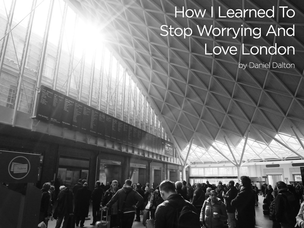 """How I learned to stop worrying and love London    The American poet Robert Frost said, """"Home is the place where, when you have to go there, they have to take you in."""" During my gap year and university, my travels were always punctuated by reluctant return trips to Heathrow under a cloud of necessity. I had to come back. Britain had to have me.   After leaving university at 22, I'd done my best not to return at all, taking extended trips to the U.S., and, when I'd exhausted both money and visas, I booked a ticket to Sydney rather than London. My first stint in Australia lasted two years. When I finally returned home, at 25, I didn't want to be here, but I'd run out of places to hide.     Read the rest on BuzzFeed ."""