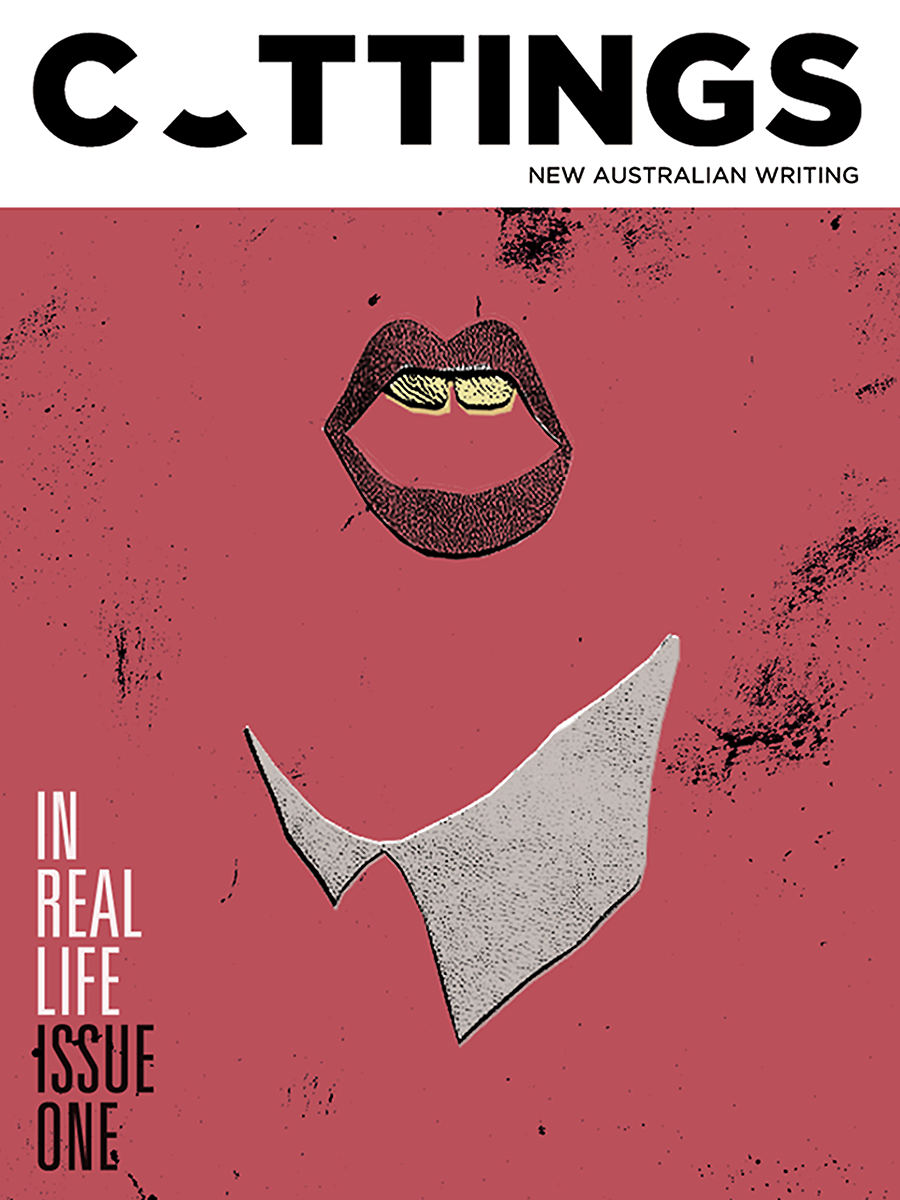 Cuttings Issue One: In Real Life    My story  Kim In Real Life  is featured in the first issue of   Cuttings  , a new digital journal featuring Australian writing.   Each issue is themed, with  In Real Life  a series of biographies of humans real or imagined.      Cuttings  is available free for  iPad and iPad Mini in the App Store  and for  Android on Google Play .