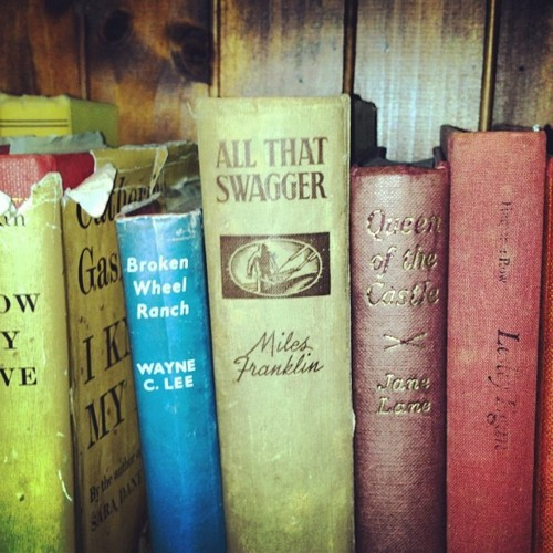 All That Swagger    Spotted at  The Elephant Boy Cafe, Bowral  :)
