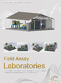 Field assay laboratories flyer cover