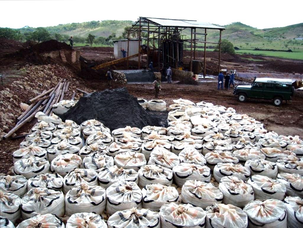 chrome mining zimbabwe