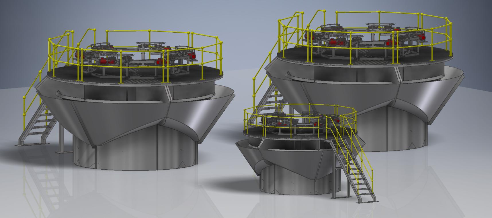 modular flotation system