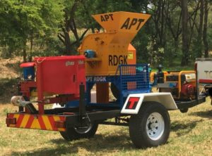 fully mobile mining equipment