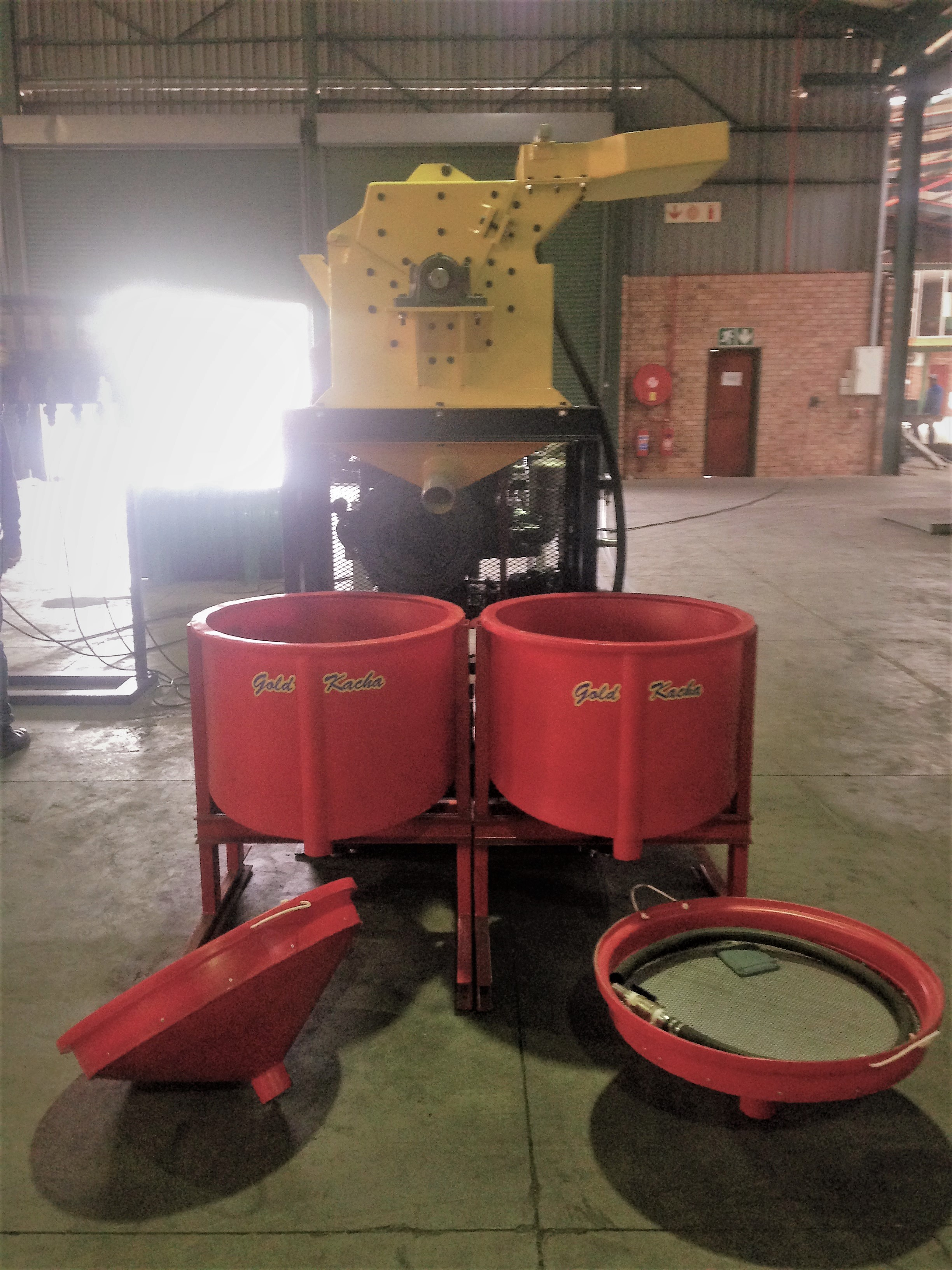 gold mining equipment south africa