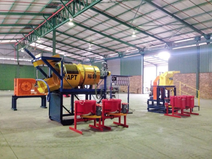 mining equipment south africa