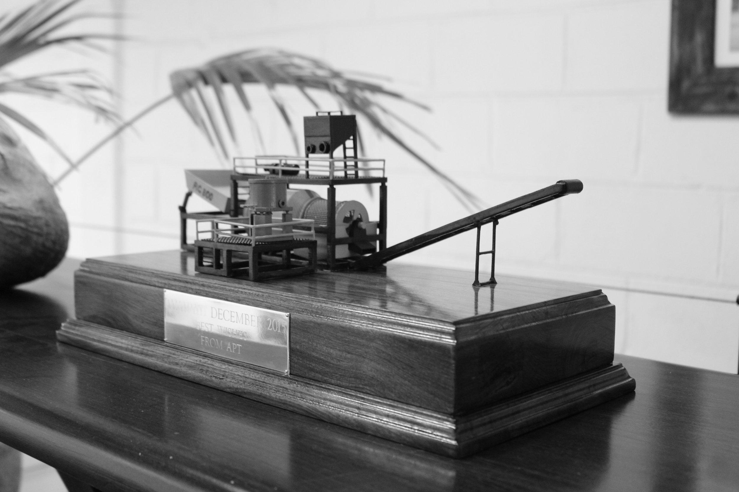mining equipment testimonials