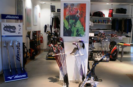 gofox pro shop - tutto l'assortimento necessario per giocare a golf!