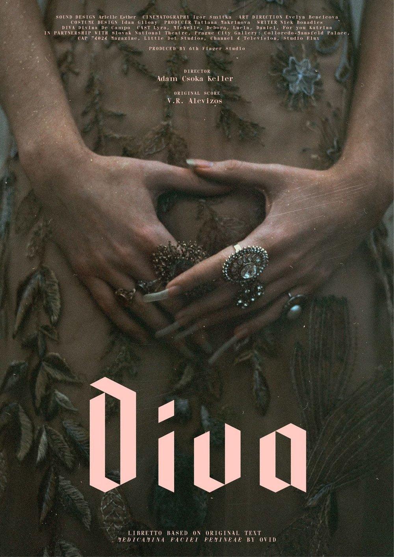 DIVA - Short Film - Multi-award winning short film scored by composer Vasilis Alevizos (Greece), Arielle Esther (France), and shot by Adam Csoka Keller.