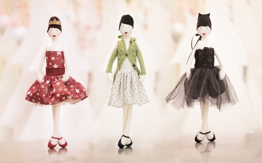 Rosa doll -