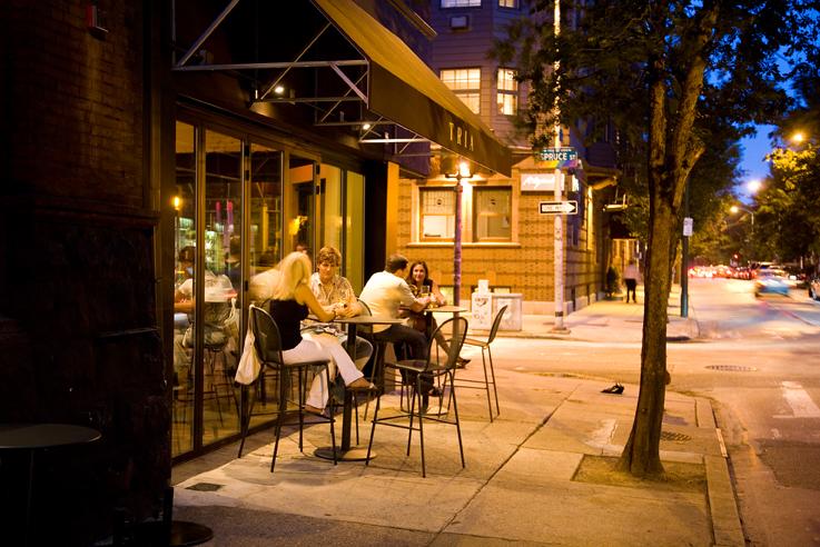 Sidewalk Cafe Tria Wash West Midtown Village