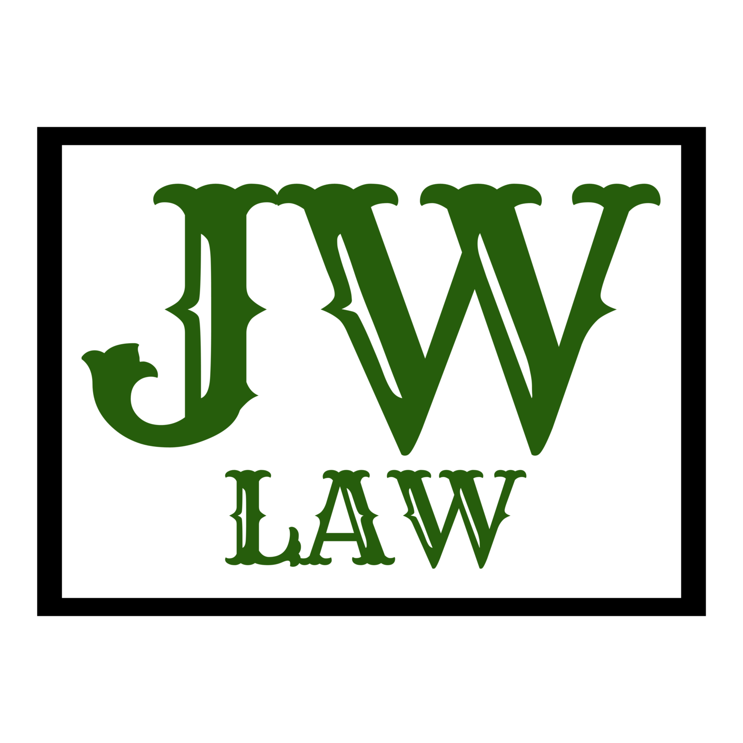 JW Law DUI Defense Lawyer Criminal Defense Lawyer