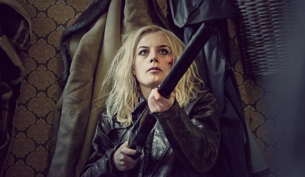 Fantastiska Ida Engvoll i rollen som Kim - Photo: Joakim Eriksson