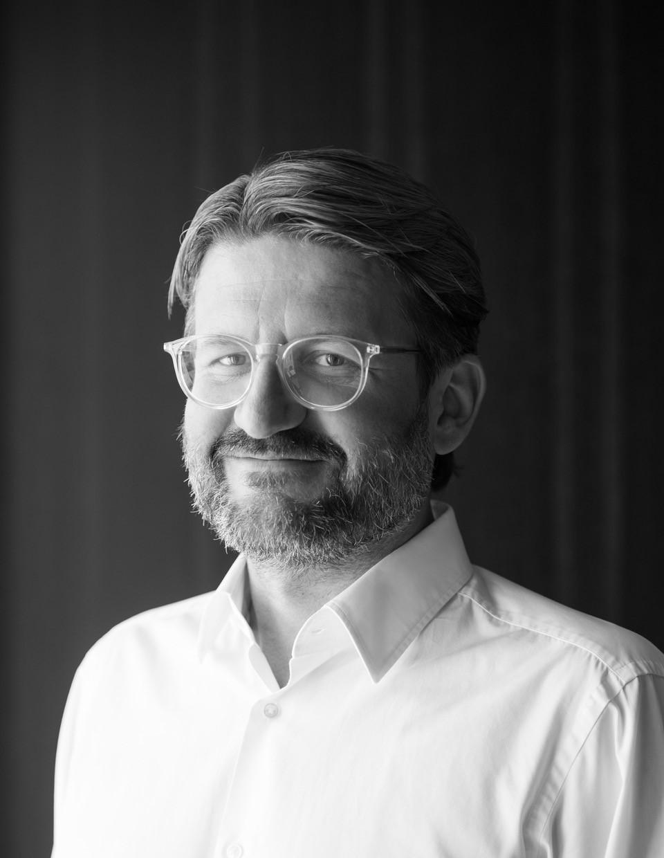 Daniel Gasteiger    Co-Founder & Board Member