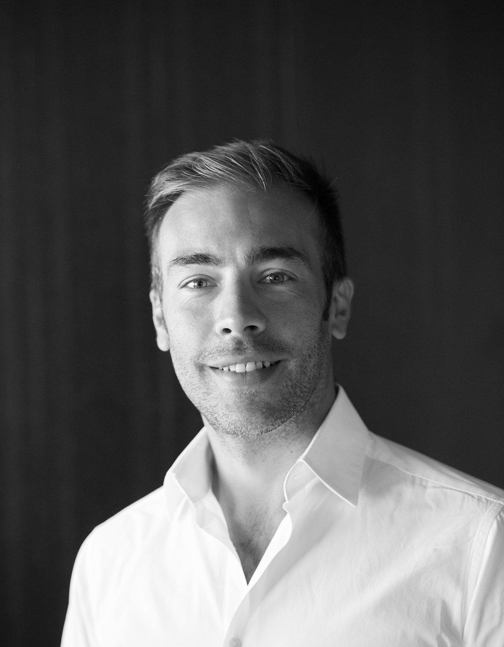 Jonathan LLamas    Co-Founder & Board Member, Head of Business Development