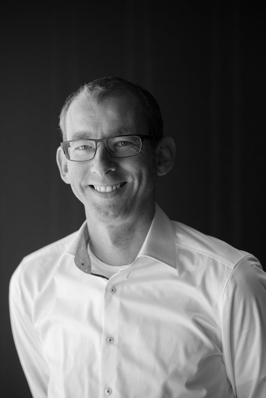 Casper Van Der Elst    Project Manager