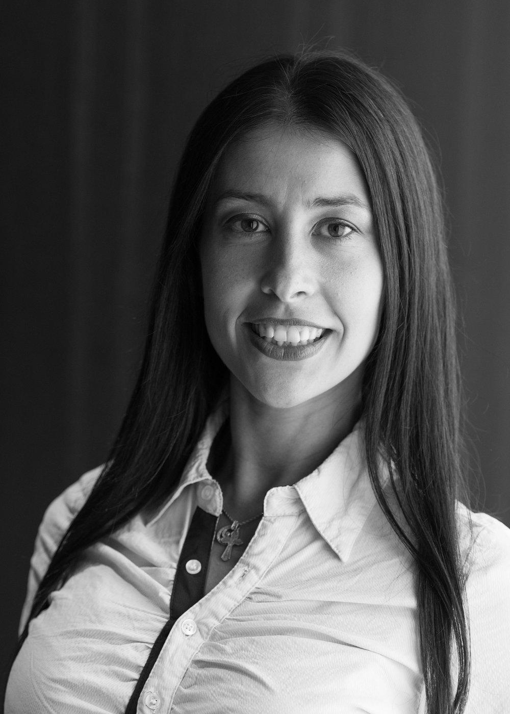 Julia Huber    Executive Assistant