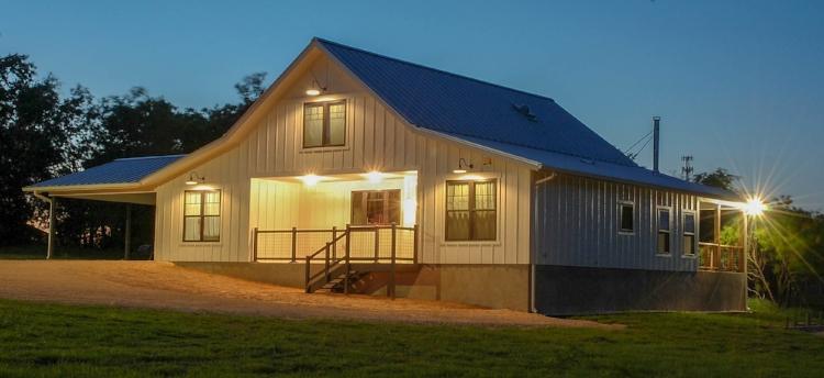 forever home - Modern farm house