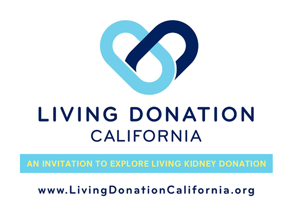 """Eschewing a promotional posture, Living Donation California was positioned as an """"invitation to explore living kidney donation."""""""