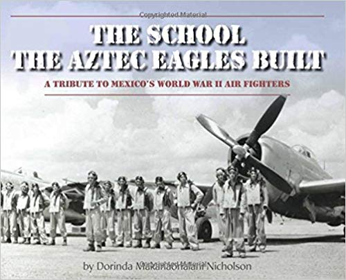 The School The Aztec Eagles Built - This Mexico-United States little-known friendship story tells how Mexico and U.S.A. fought alongside in World War II. Americaʻs fighter planes displayed both the Mexican flag and the red, white, and blue insignia of the U.S., a first in history. When former school teacher, Angel Bocanegra joined the Aztec Eagles, he asked Mexico's president to please build a school while he served his country. That school stands today in Tepoztlan filled with more than 600 students.