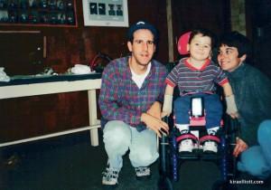 D Max first wheelchair