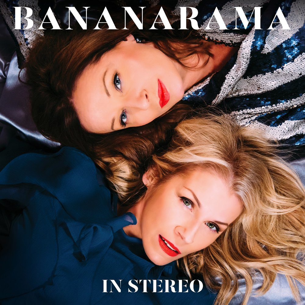 Banarama - 'In Stereo' - FIRST NEW ALBUM IN 10 YEARS!