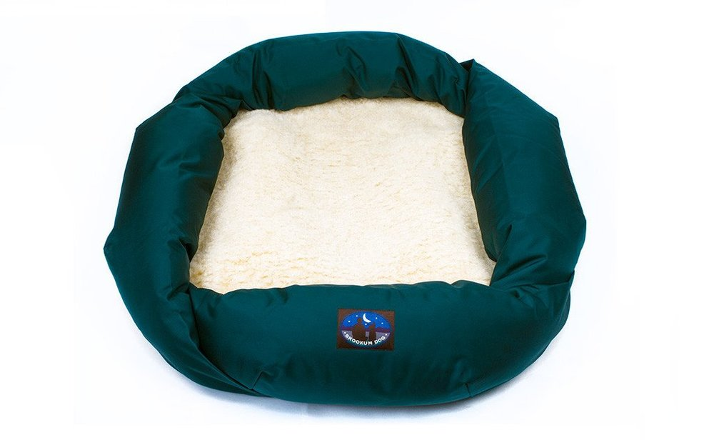 The Summit Memory Foam Dog Bed