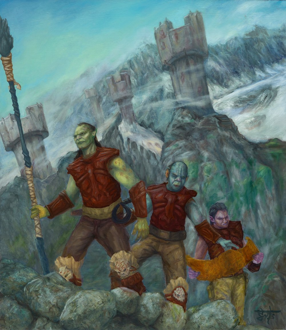 Orc Search Party