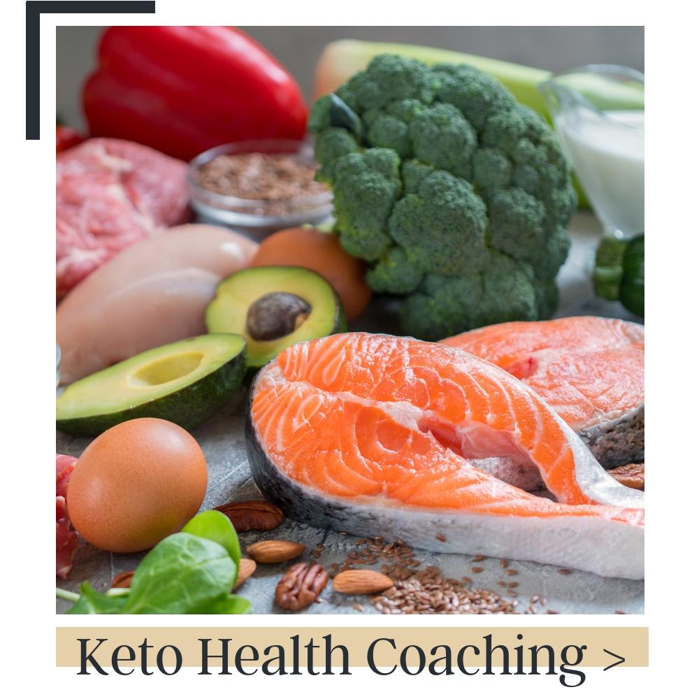 Keto Health Coaching