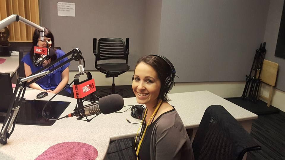 WBEZ 91.5 FM Chicago