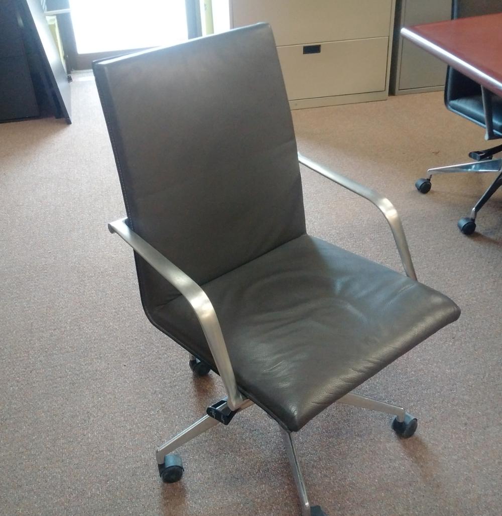 MATTEO GRASSI | Mizar Leather Chair U2014 MAP Office Furniture | New U0026 Used  Office Furniture In Toronto
