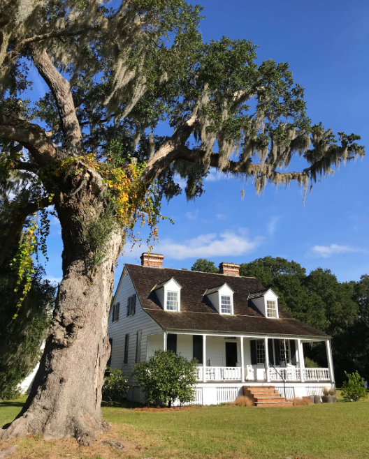 Charles Pinckney was a major contributor and a signer of the U.S. Constitution. This plot of land is the remains of the plantation and on the National Historical Parks list.
