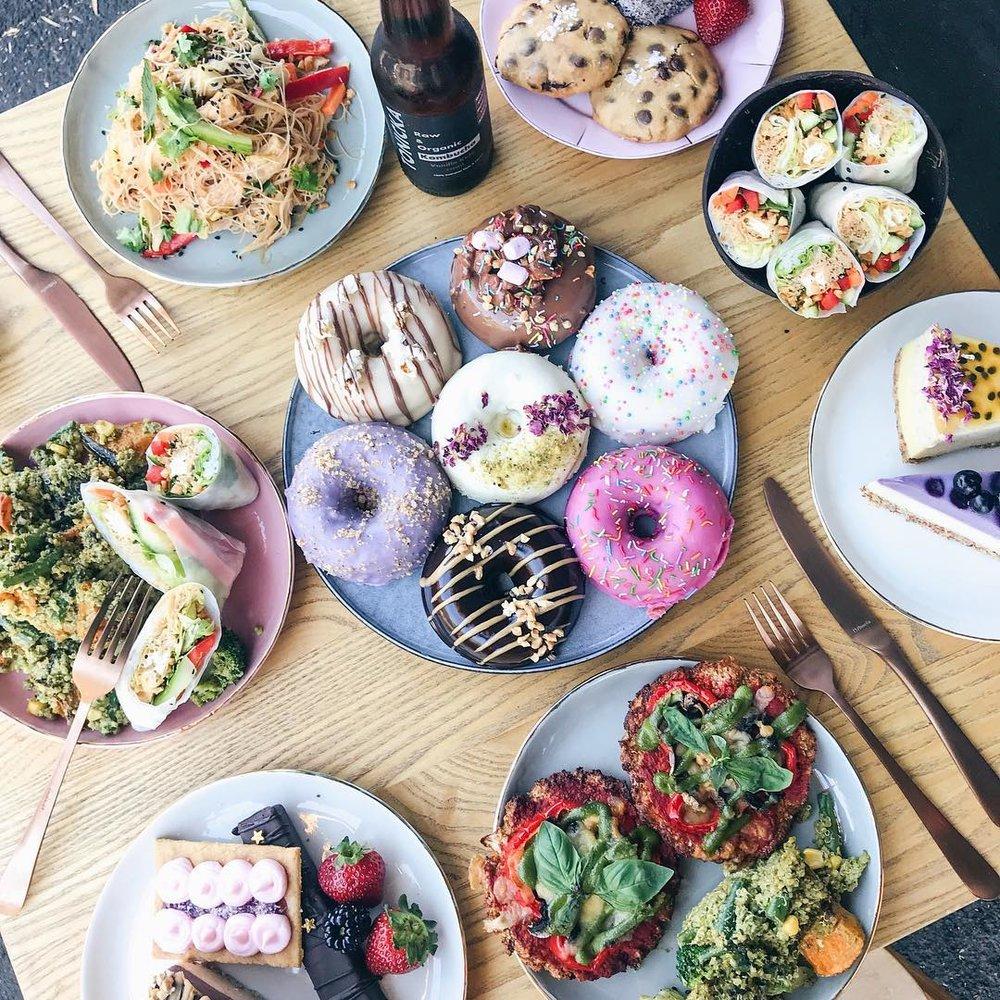 Nútie donuts - $ - $$〰 image by @wearenutie