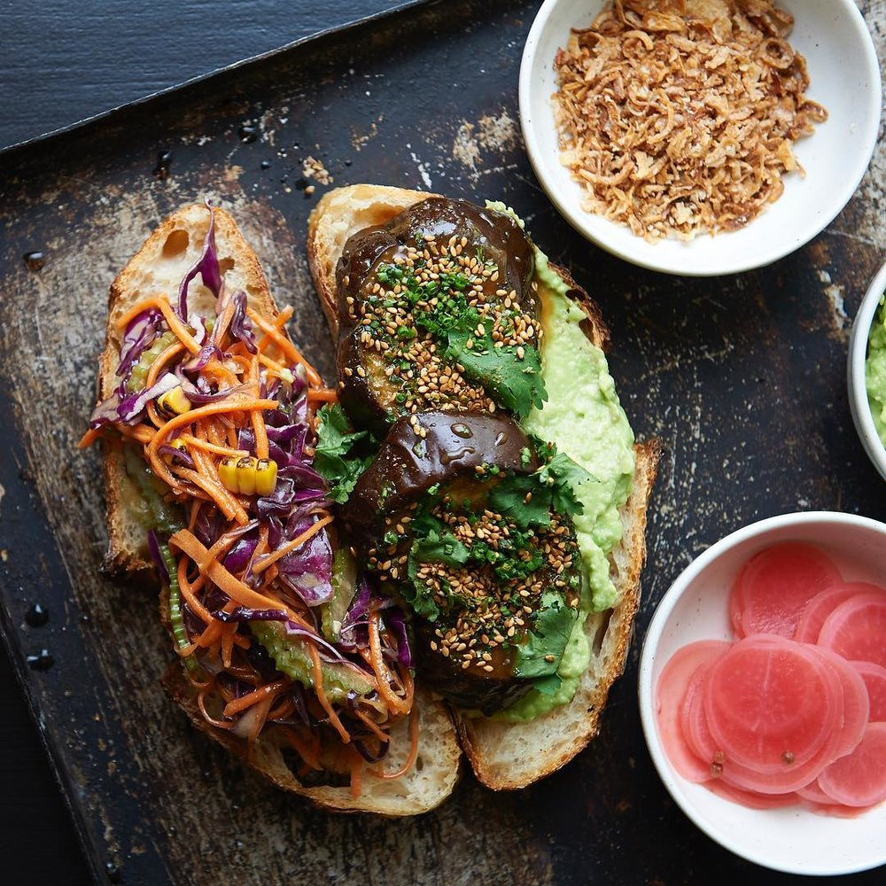joe's sandwich bar - $〰 image by @joessandwhichbar
