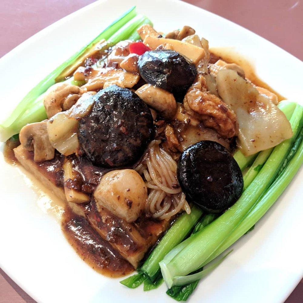 mother chu's vegetarian kitchen - $$〰 image by @motherjorgeborgesc