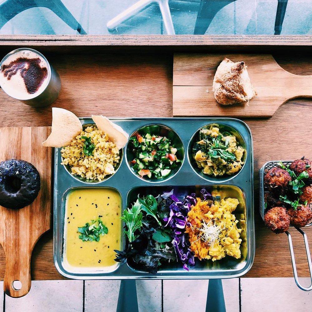Nalinis Ayurvedic Kitchen - $$〰 image by @nalinisayurvedickitchen