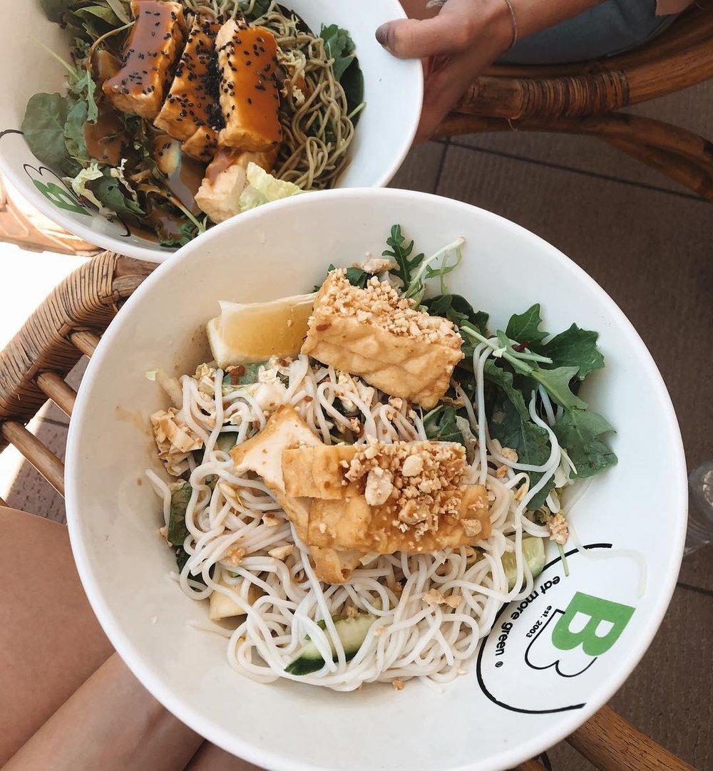 Banana blossom asian salads - $〰 image by @sydneybrunchbros