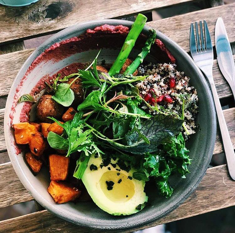 the shack organic wholefood market cafe - $$〰 image by @ernclt