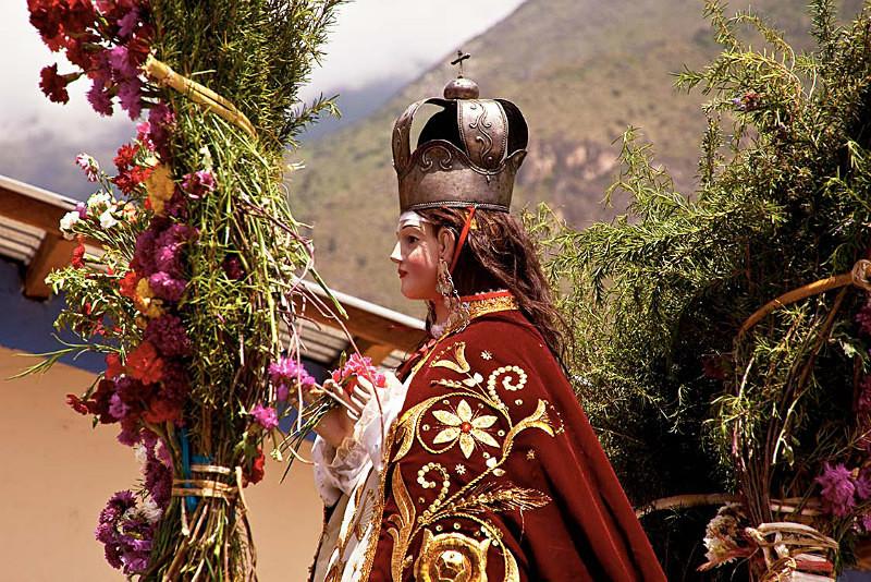 La Virgen de la Candelaria en Tupe, Tupe 2013