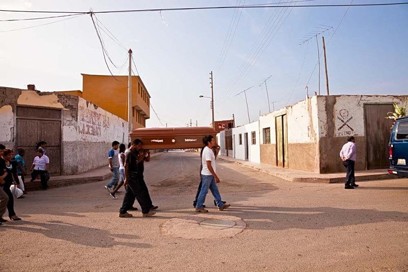 El paseo de doña Baltasara, El Carmen 2011