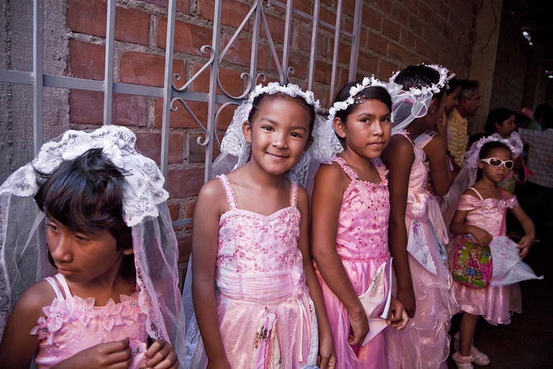 Las payitas y la Bajada de Reyes, Chincha 2013