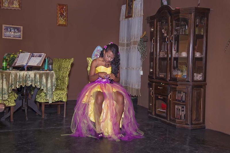 La Quinceañera de Fanda, El Carmen 2013